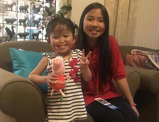 Yujia Song and Bridget