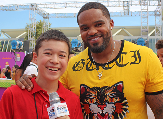 Max and former MLB player Prince Fielder
