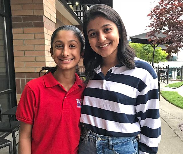 Hana with Anjali Mishra
