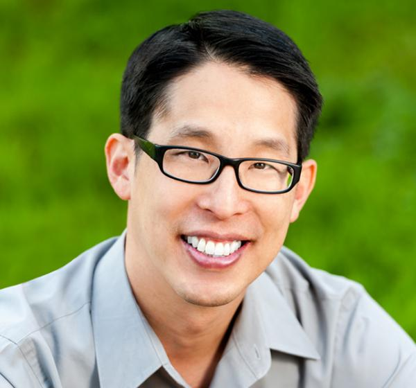National Ambassador for Young People's Literature Gene Luen Yang