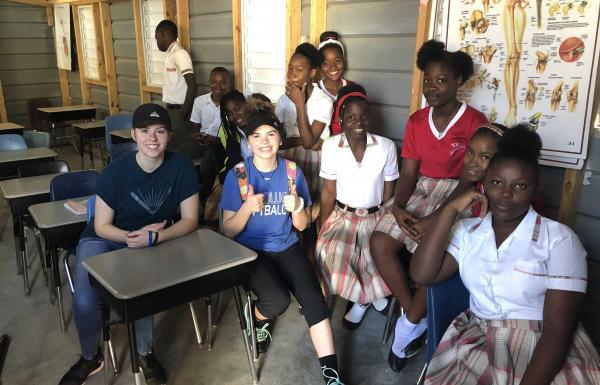 Helping Schools in Haiti | Kid Reporters' Notebook | Scholastic Inc.