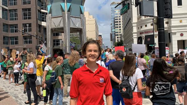 Kids Stage a Global Climate Strike | Kid Reporters' Notebook | Scholastic Inc.
