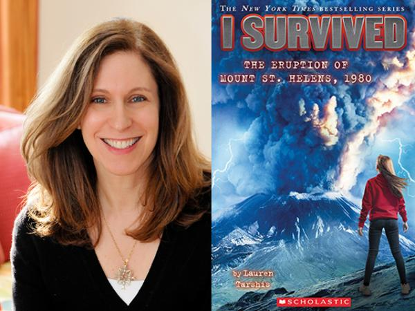 I Survived: A Conversation With Lauren Tarshis | Kid Reporters ...
