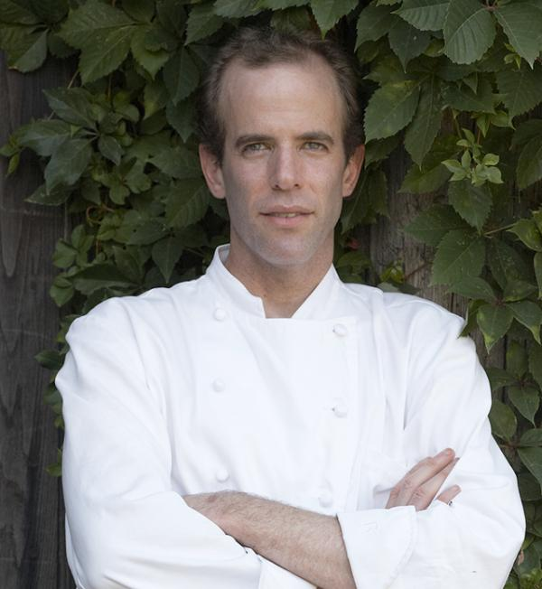 Chef Dan Barber of Blue Hill at Stone Barns