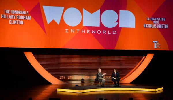 Tina Brown's Women in the World Summit