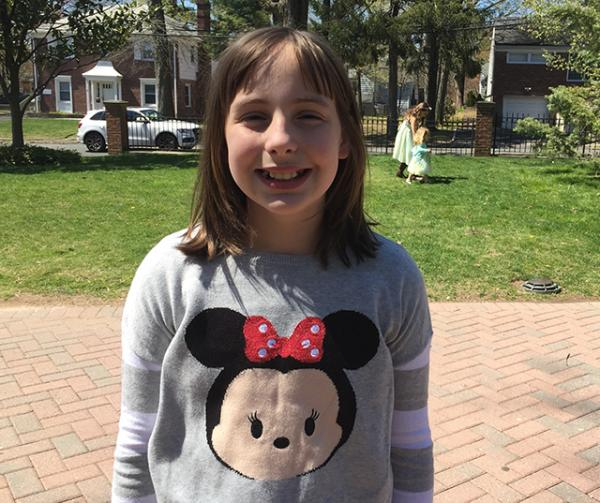 Charlotte age 11