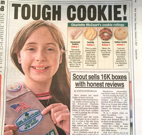 The New York Post February 2nd