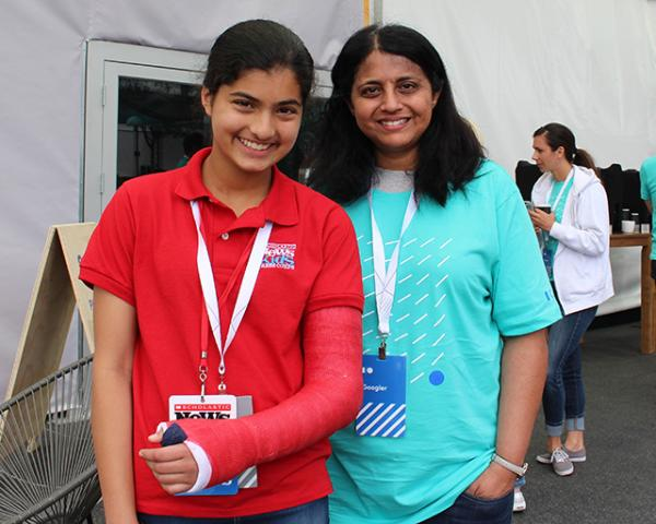 Google's VP of Engineering, Kids and Families, with Manat Kaur