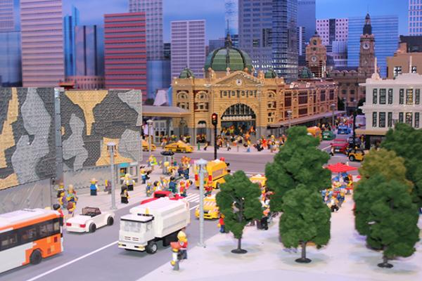 MINILAND of Melbourne city