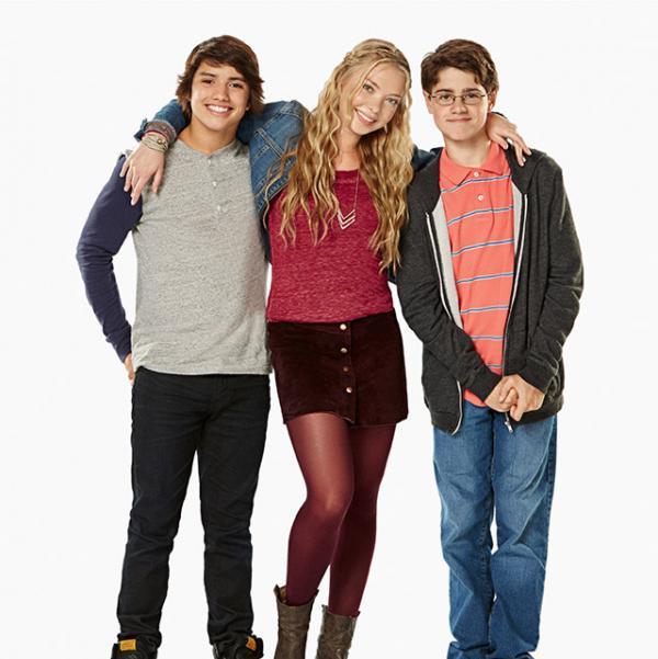 AaronWarkov/Nickelodeon ©2014 Viacom International Inc All Rights