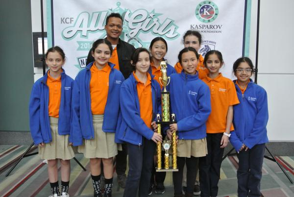 Girls Compete in National Chess Tournament  | Kid Reporters' Notebook | Scholastic Inc.