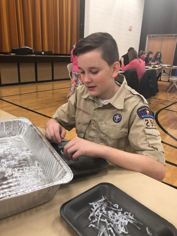 An Eagle Scout's Mission | Kid Reporters' Notebook | Scholastic Inc.