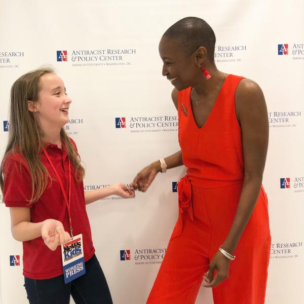 Black Authors Discuss Race and Racial Justice | Kid Reporters' Notebook | Scholastic Inc.