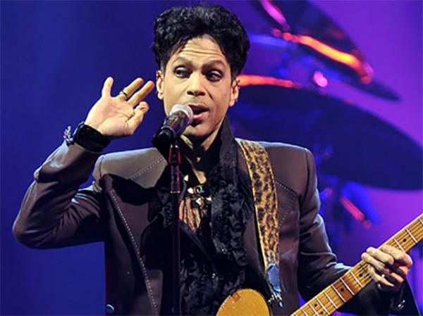Prince performs in Rome, Italy, in 2010. The death of the megastar last week stunned the world.