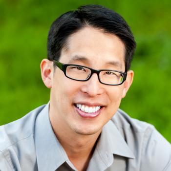 National Ambassador for Young People's Literature Gene Luen Yang