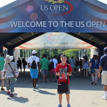 Max at the US Open