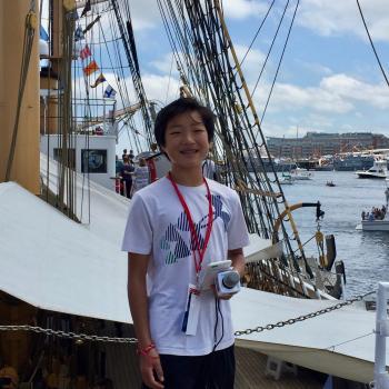 Stone at Sail Boston 2017