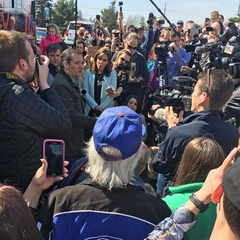 Ted Cruz campaigns in Altoona, Wisconsin.