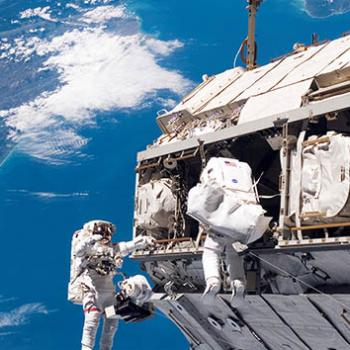 Exploring the unknown: NASA is now choosing astronauts who may one day travel to Mars.