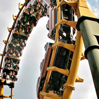 Enhanced technology is giving a futuristic feel to amusement parks around the world.