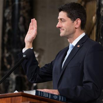Speaker of the House Paul D. Ryan