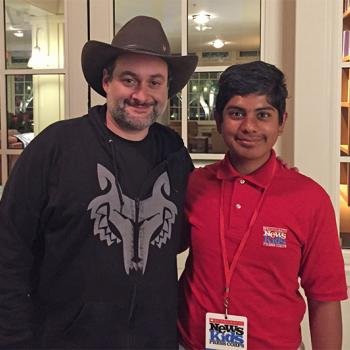 Dave Filoni, one of the executive producers of the Star Wars